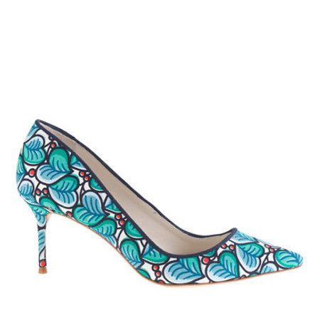 SOPHIA WEBSTER™ FOR J.CREW LOLA KITTEN-HEEL PUMPS - sophia webster for j.crew is here - shopping bag - handbag