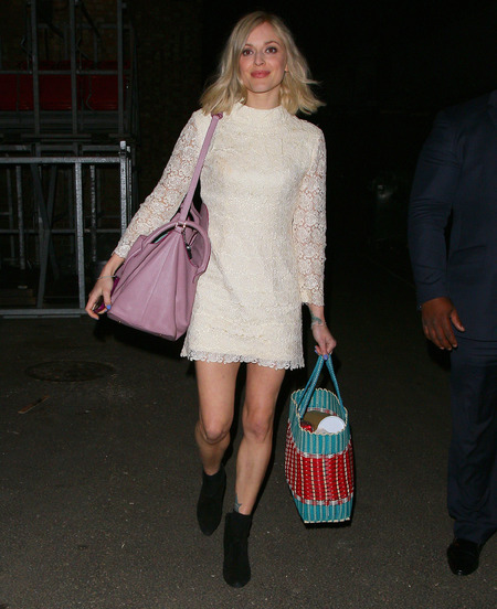 Fearne Cotton's very stylish designer handbag collection