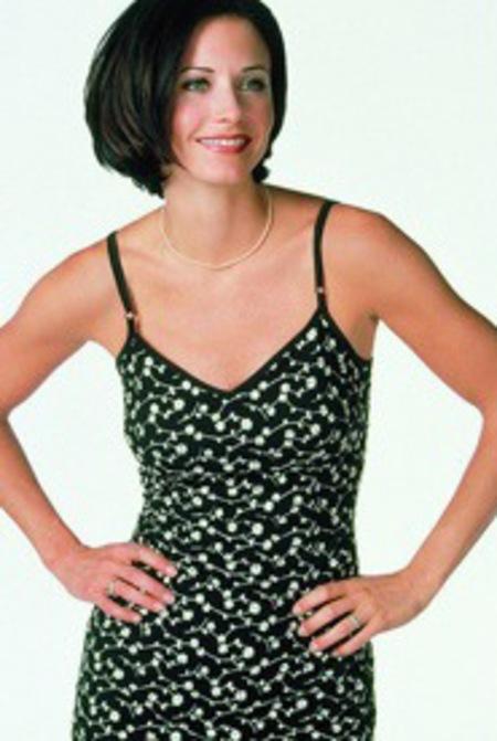 Friends fashion trends - monica - grunge dress - handbag.com