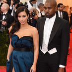 Kim and Kanye's wedding just got epic