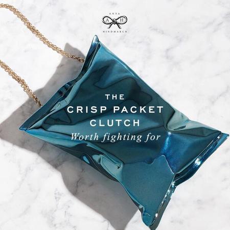 Anya Hindmarch crisp packet handbag responsible for Solange and Jay Z fight - Anya Hindmarch handbags - Jay Z and Beyonce - handbag and celeb news - handbag.com