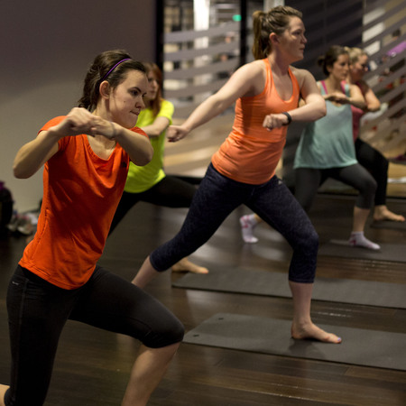 Francesca - nova - yoga and pilates at virgin active gym - review - handbag.com