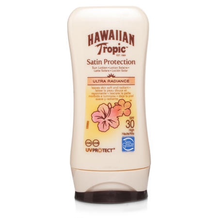 Hawaiian tropic - satin protection - sun cream sun protection - worst sun cream results - Which? awards - shopping news - shopping bag - handbag.com
