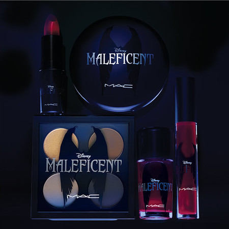 MAC maleficent collection - beauty bag - handbag