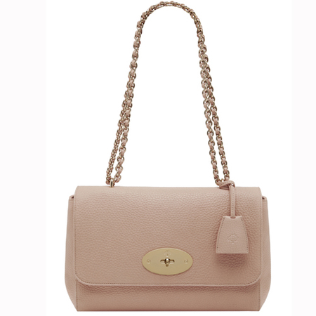 mulberry-ballet -pastel-baby-pink -lily-cross body-shoulder bag-designer handbag-spring summer 2014-handbag.com