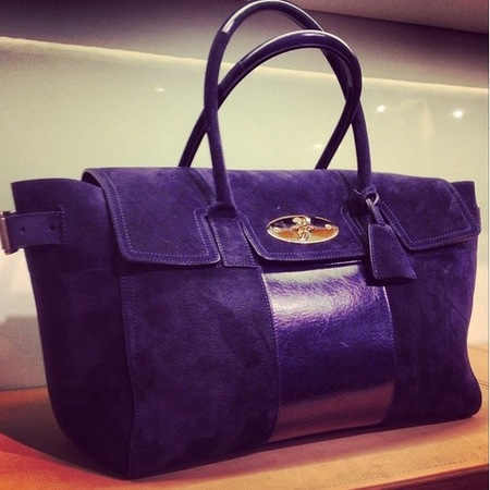 Mulberry Bayswater Buckle bag
