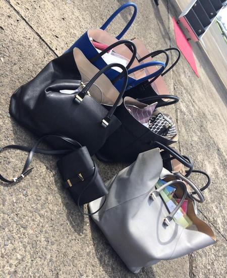 Airport luggage handbags