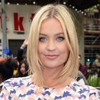 Laura Whitmore fakes the short hair trend