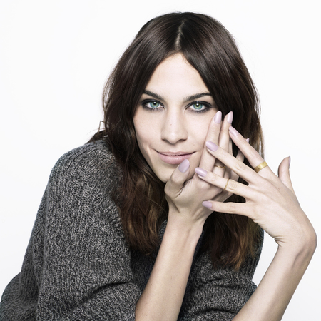 alexa chung for nails inc - alexa chung nude nails - beauty bag - handbag