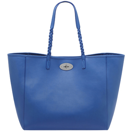 mulberry-blue handbag-dorset tote-summer 2014 colour trends-handbag.com