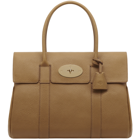 mulberry handbags-classic tan brown-bayswater bag-colour trends 2014-handbag.com