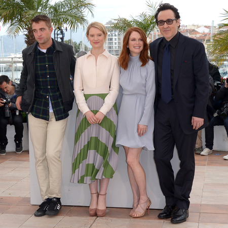 Robert Pattinson at Cannes 2014 - Robert Pattinson promotes film in Cannes - Robert Pattinson fashion - men's fashion - celebrity fashion news - handbag.com