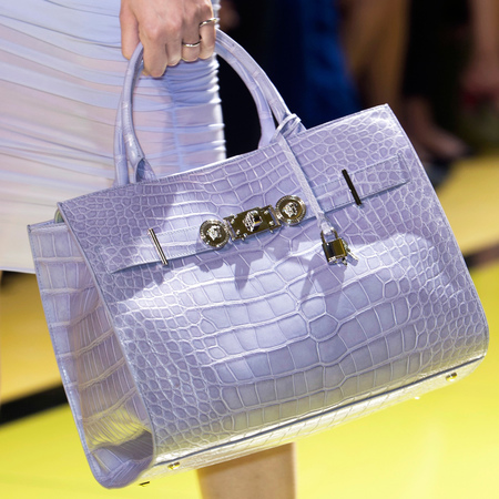 Versace Spring/Summer 2014 handbags