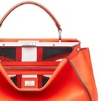 Quick! Limited edition Fendi Brit Peekaboo bag