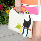 Kate Spade goes tropical