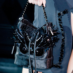 Louis Vuitton SS14 handbags in detail