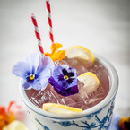 The perfect garden party cocktail