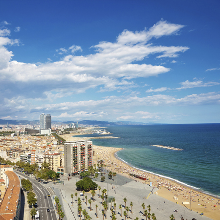 barcelona beach city breaks holiday - 5 best city beach breaks - travel feature - travel bag - handbag.com