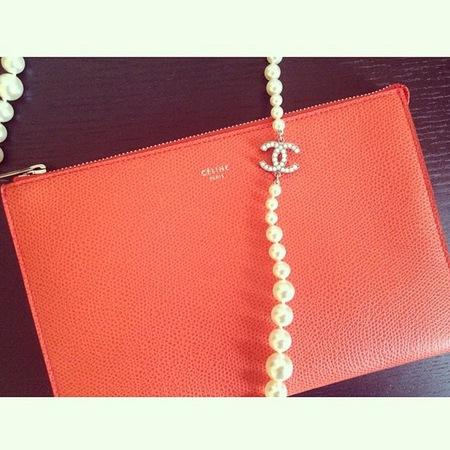 Best handbag pictures of the week on Instagram - The_caroo - celine - handbag
