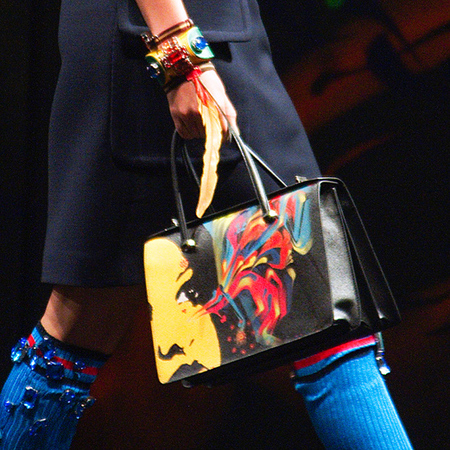 Prada Spring/Summer 2014 handbags