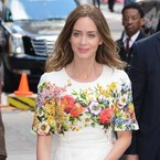 We want Emily Blunt's wardrobe