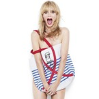 Heidi Klum bares all for charity tote