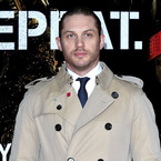 Tom Hardy says this is his most hot