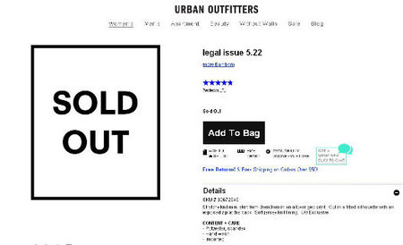 urban outfitters - sued for copyright infringement - copies artist's work society6 spires art prints - industry news - shopping news - shopping bag - handbag.com