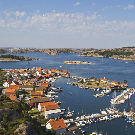 Dannholmen sweden - remote places to escape the world cup in europe - travel feature - travel bag - handbag.com