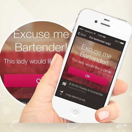drinki app - 5 apps only women understand - feature - day bag - handbag.com