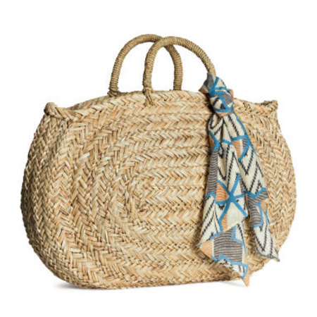 H&M Straw bag