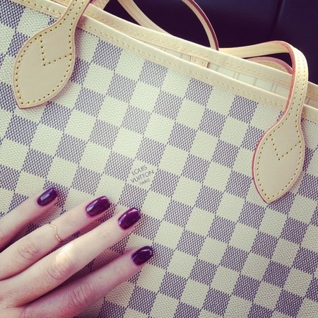 Instagram handbag pictures - louis vuitton picture - beauty she wrote - handbag.com