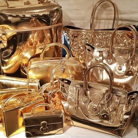 ralph lauren-resort 2015 handbags-gold bags-designer accessories and handbags-handbag.com