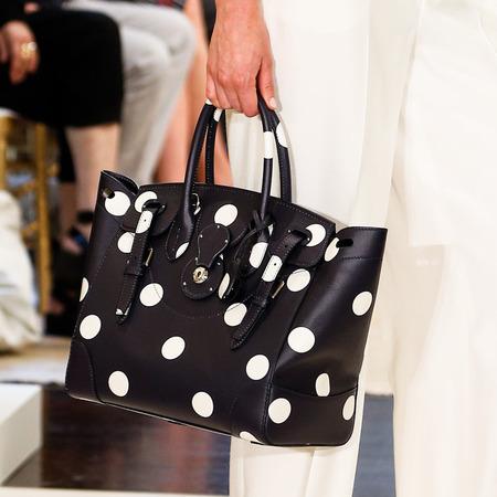 ralph lauren-resort 2015 handbags-polka dot bag-designer accessories and handbags-handbag.com