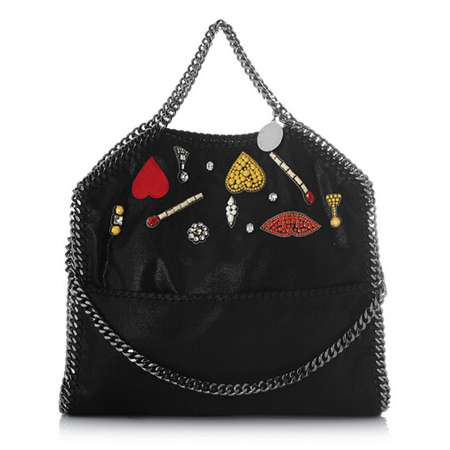 stella-mccartney-embellished-falabela-tote - cheap stella mccartney handbags - shopping bag - handbag