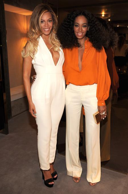 Beyonce's Gucci jumpsuit