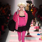 Betsey Johnson gets your butt in gear