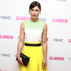 Emma Willis wins at getting dressed