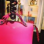 Fendi bags get fun at pop-up shop