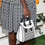 Lupita nails the matchy-matchy trend