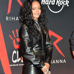 Would you wear leather like Rihanna?