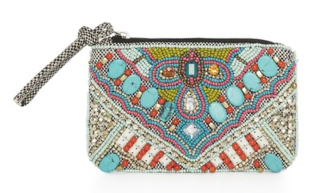 primark embellised clutch - primark embellished bags collection - shopping bag - handbag