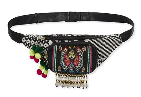 primark embellised bum bag - primark embellished bags collection - shopping bag - handbag