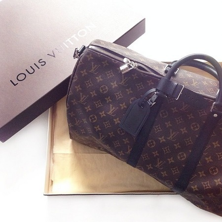 Best instagram pictures of handbags - louis vuitton - happily grey - handbag.com
