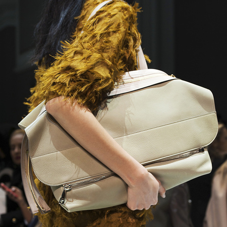 Chloe AW14 oversized zipped bag