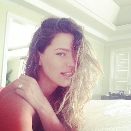Kelly Brook in Jamaica