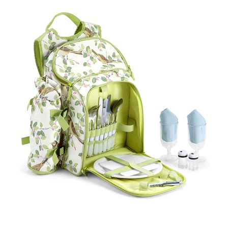 The picnic backpack