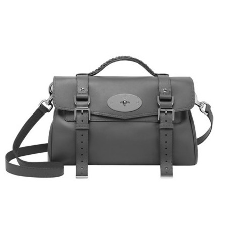 Mulberry mid season sale - discount - outlet - alexa - grey - handbag.com