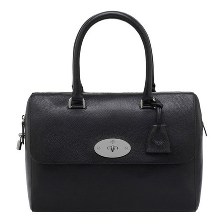Mulberry mid season sale - discount - outlet - del ray - black - handbag.com