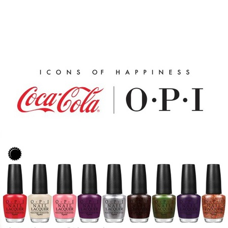 Opi and coca cola nail polish collaboration - beauty news - beauty bag - handbag.com